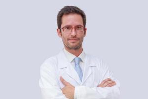 Dr Antonio Murcia at the camposol health clinic